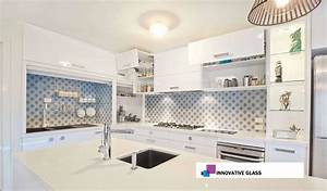 laminate splashback behind gas hob you can easily enhance With what kind of paint to use on kitchen cabinets for round sticker printing