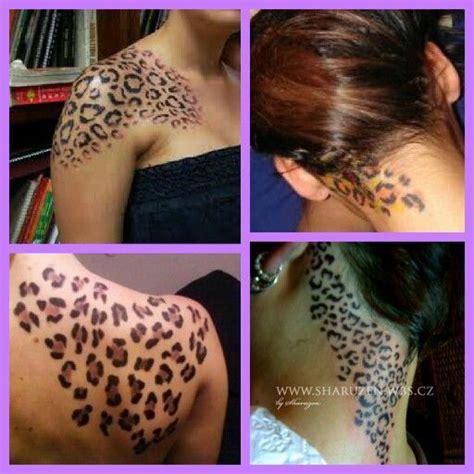 Best 25+ Leopard Print Tattoos Ideas On Pinterest Print