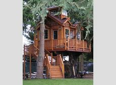 The Treehouse Guide USA treehouse list