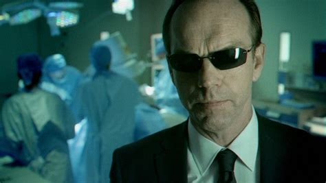 hugo weaving ge commercial ge brilliant machines agent smith framestore the