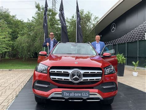 86.90 lakh for grand edition diesel and goes up to rs. Mercedes-Benz India launches the new GLS at a price of INR 99.90 lacs - Licence to Drive