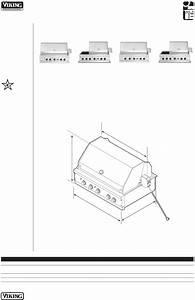 Page 3 Of Viking Gas Grill Vgbq410 E  User Guide