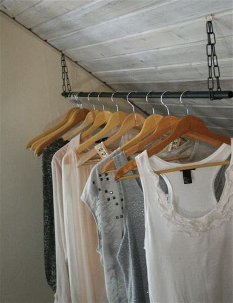 Sloping Wall, Clothes Solution  Bolig By Camilla