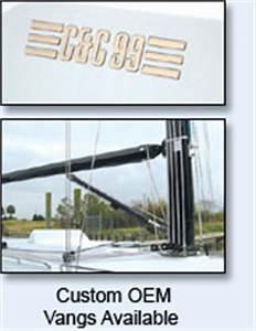 Boom Vangs Yacht Rod Overview