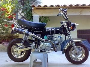Honda Dax Tuning : minibike la passion des mini4temps honda dax monkey ape d riv s consulter le sujet l ~ Blog.minnesotawildstore.com Haus und Dekorationen