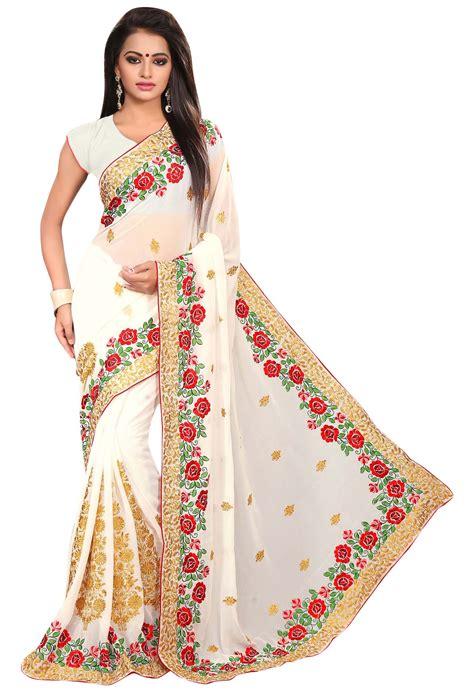 indian designer clothes designer indian georgette sari wear
