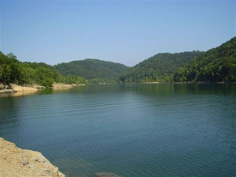 Cave run lake is widely known. Cave Run Lake, KY. Went with my sister, brother and their ...