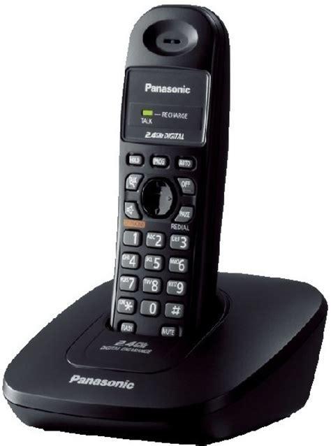 Panasonic KX TG3600SX Cordless Landline Phone Price in