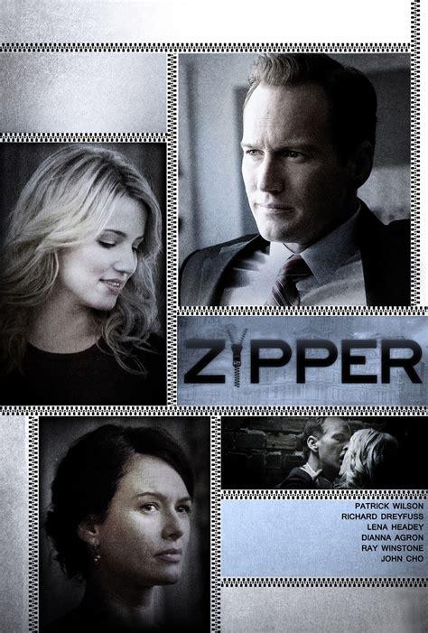 zipper dvd release date redbox netflix itunes amazon