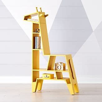Giraffe Bookcase by Bookcases And Bookshelves Crate And Barrel