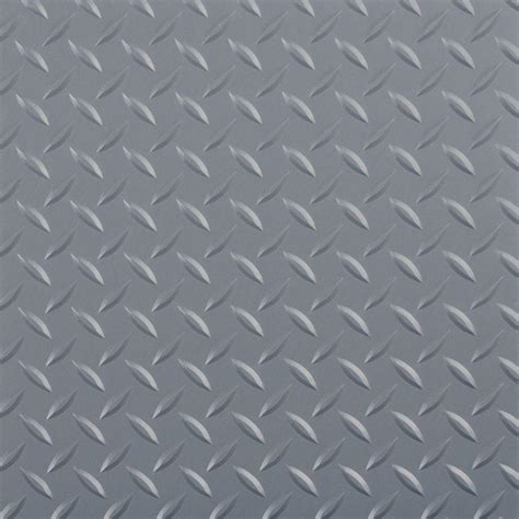 Kitchen Vinyl Flooring Ideas - g floor raceday 12 in x 12 in peel and stick diamond tread slate grey poly vinyl tile 20 sq