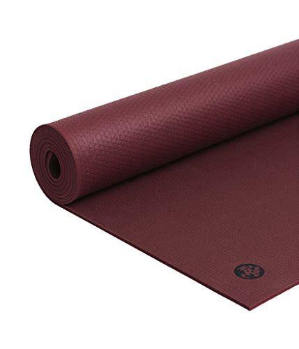 manduka black mat pro manduka pro and pilates mat black verve 71 quot buy