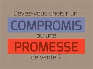Délai Rétractation Compromis De Vente : infographie choisir un compromis de vente ou une promesse de vente ~ Gottalentnigeria.com Avis de Voitures