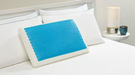 electric cold pillow buy cerulean bubbles hydraluxe bed cooling gel pillow at