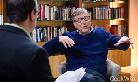 Interview: Why Bill Gates is still optimistic about the ...