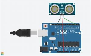 Ultrasonic Range Finder With Arduino  U2014 Maker Portal