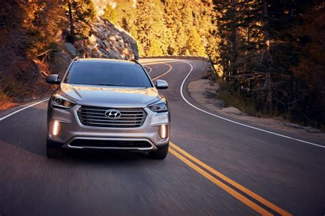 Hyundai Santa Fe - One of the Better Hyundais - The Indian ...