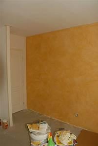 notre maison en provence amenagement et decoration With peinture murs d autrefois