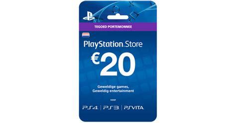 playstation network voucher card  euro nl coolblue voor  morgen  huis