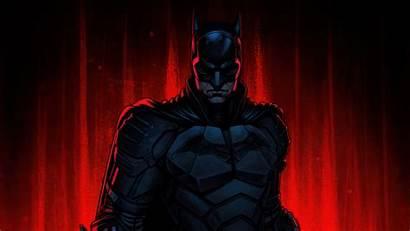 Batman 4k Theme Wallpapers Artstation Ultra Artwork