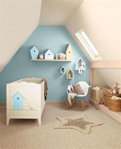 couleur chambre bebe garcon décoration intérieure chambre bébé nursery garçon