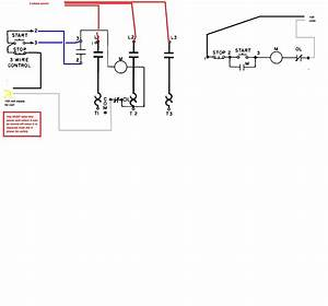 I Have A Square D 8536 240v Starter For My 3 Phase Motor  The Starter Enclosure Does Not Have A
