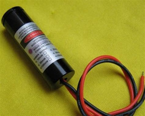 Blue Violet Laser Module High Power Burning