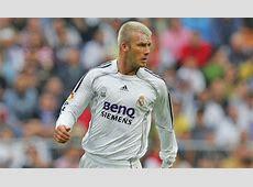 David Beckham I wanted four more years at Real Madrid