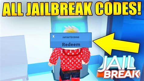 Jailbreak is a popular roblox game played over four billion times. Jailbreak Codes 2019 Season 4 | Boypoe