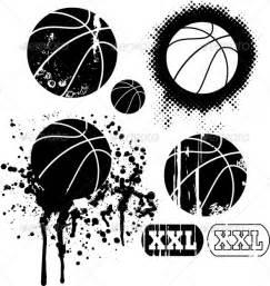 Basketball Vector Graphic Design