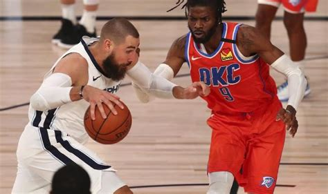 Tramel: Grizzlies rout shows how much OKC Thunder needs ...