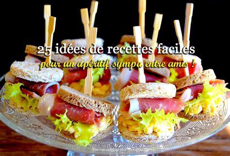 aperitif de noel canap駸 canape apero facile et rapide 28 images les meilleures recettes d amuse bouche