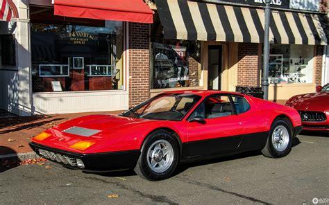 The ferrari bb series was a major pivotal point for enzo ferrari. Ferrari 365 GT4 BB - 21 novembre 2016 - Autogespot
