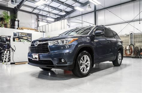 toyota car detailing nwas daily updates toyota highlander gets new car detail