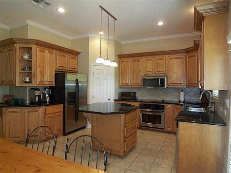light brown painted cabinets feng shui kitchen paint colors 2016