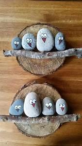 Basteln Mit Steinen : stein arbeitet basteln und selbermachen bastelideen und ~ Watch28wear.com Haus und Dekorationen