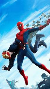 Spiderman Homecoming HD 2017 Wallpapers | HD Wallpapers ...  Spiderman