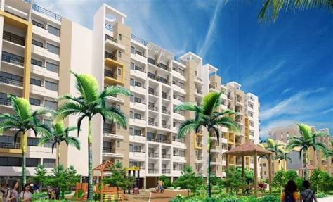"""""""Milan Heights""""   Green Homes First Time in Central India"""