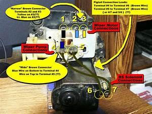 1970 Camaro Wiper Wiring Diagram