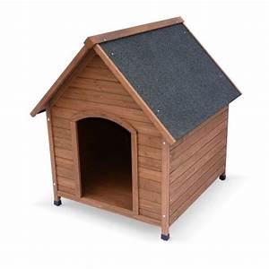Cabane Pour Chien : niche pour chien en bois cocker xl cabane pour chien 88 x ~ Melissatoandfro.com Idées de Décoration