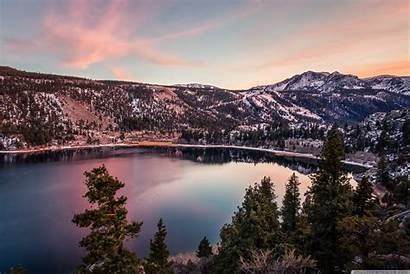 June California Lake Wallpapers Background Desktop 4k