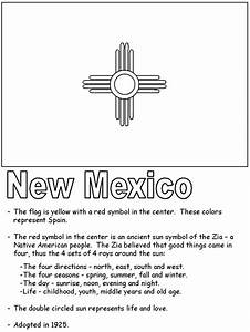 Free Nm State Seal Coloring Pages