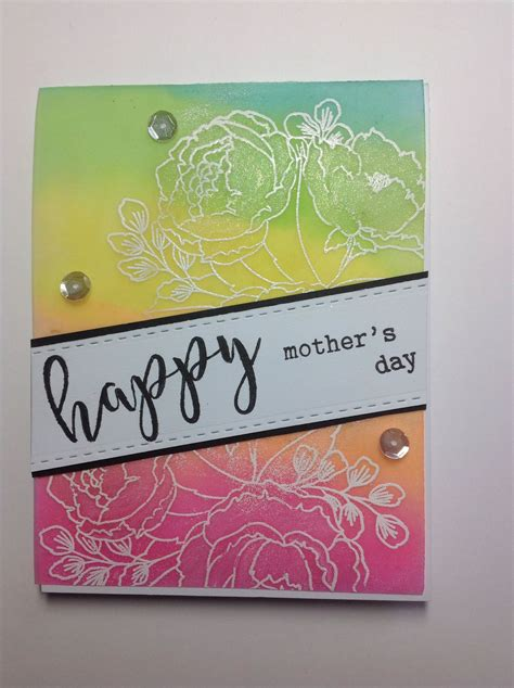 coloring vellum  occclearsheer day   card