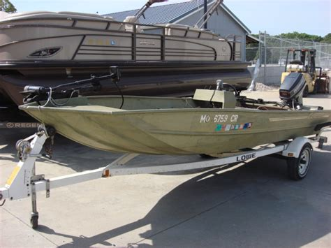 Jon Boats For Sale Omaha Ne by Lowe Boats 1752 Jon Boats Used In Warsaw Mo Us Boattest