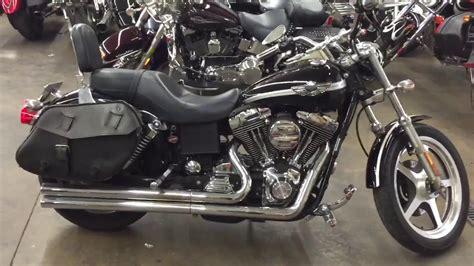 2003 Harley Davidson Dyna Low Rider 100th Anniversary