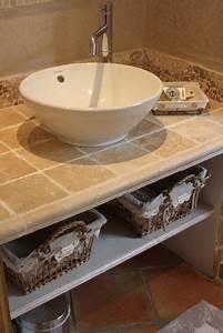 salle de bain rustique provencale recherche google With salle de bain rustique