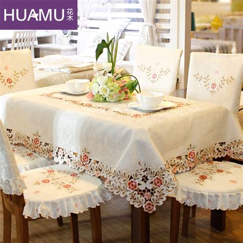 top grade square dining table cloth chair covers cushion