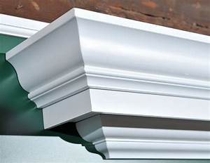 Federal, Style, Crown, Moulding