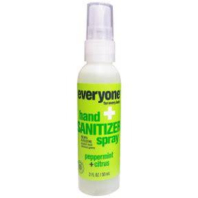 Everyone hand Sanitizer spray- Peppermint+Citrus - Travel