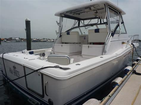 Proline Inboard Boats by Proline 33 Express Diesel 2002 For Sale For 50 000